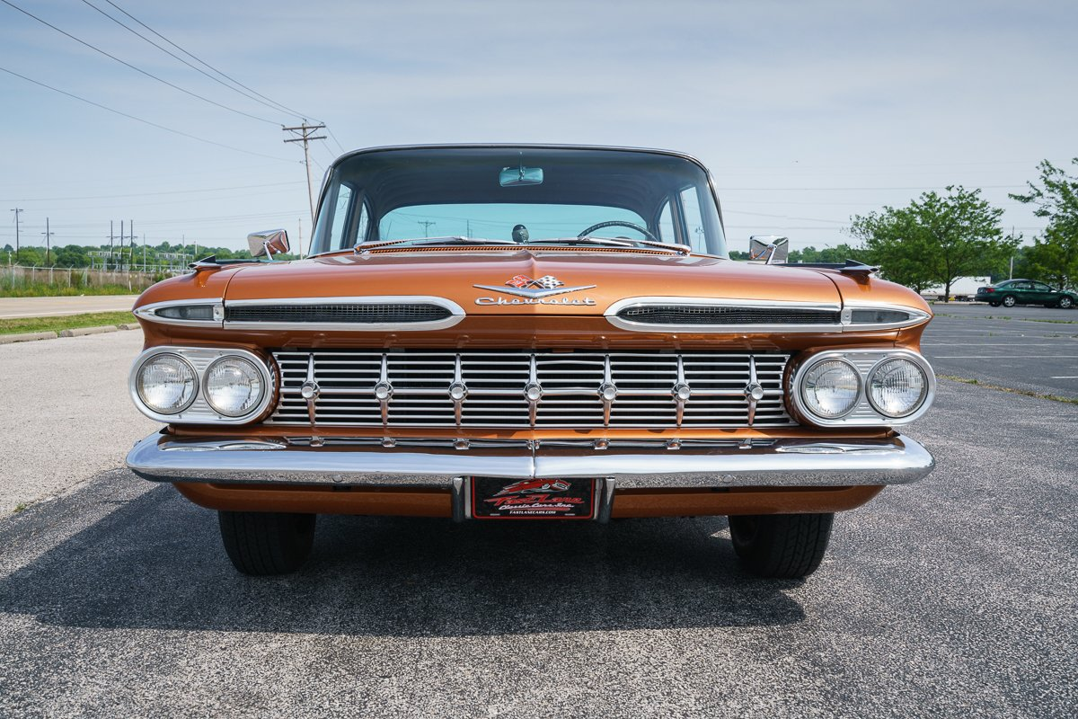 1959 Chevrolet Impala   Fast Lane Classic Cars