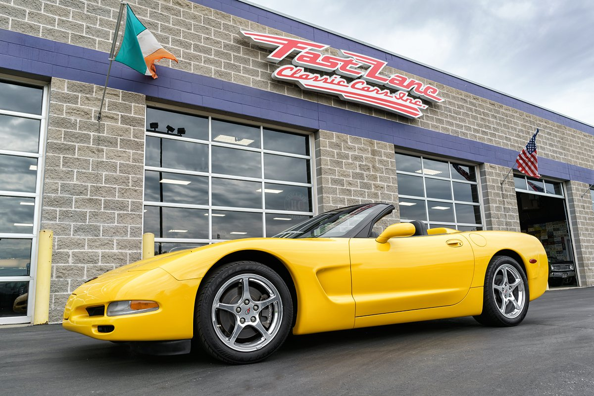 2000 Chevrolet Corvette | Fast Lane Classic Cars