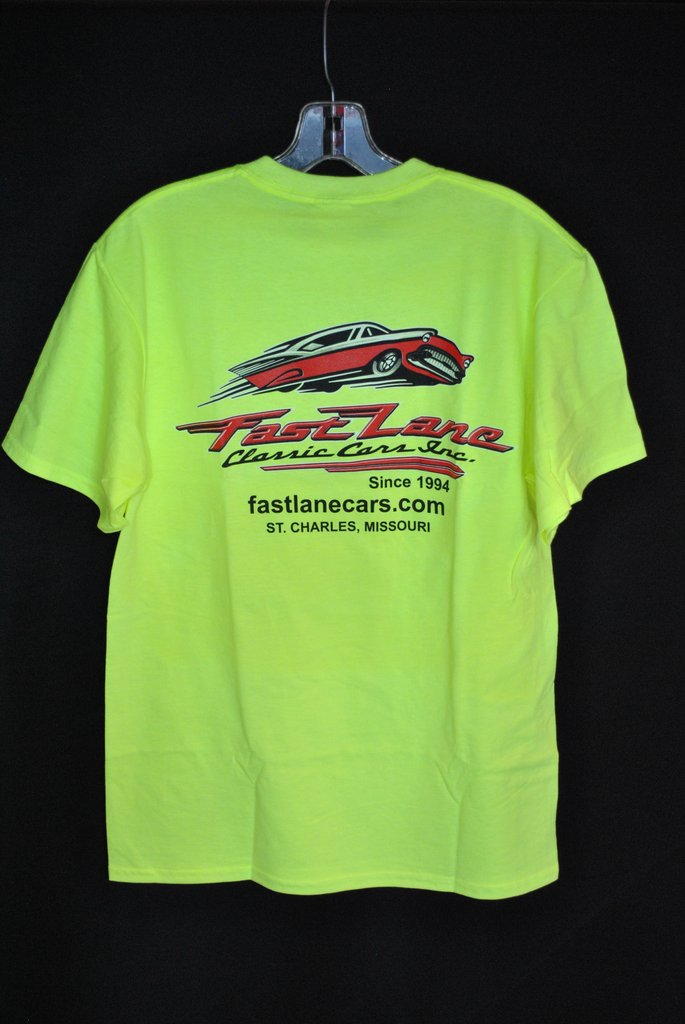 Rock Fast Lane's New Logo In Style!