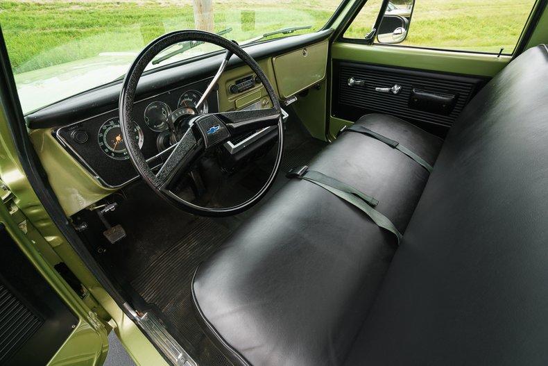 1971 Chevrolet C20