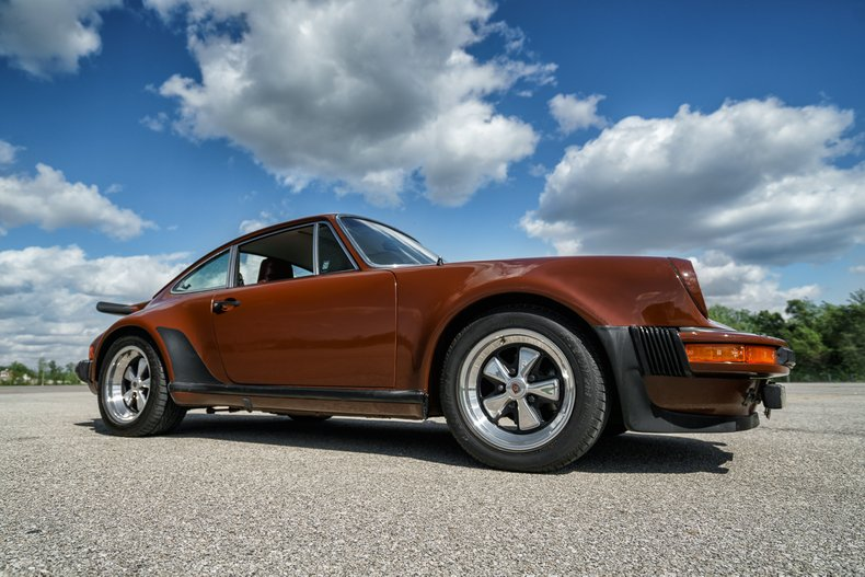 1977 Porsche 930