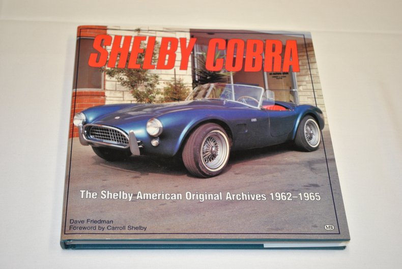 A Must Read For Cobra Enthusiasts!