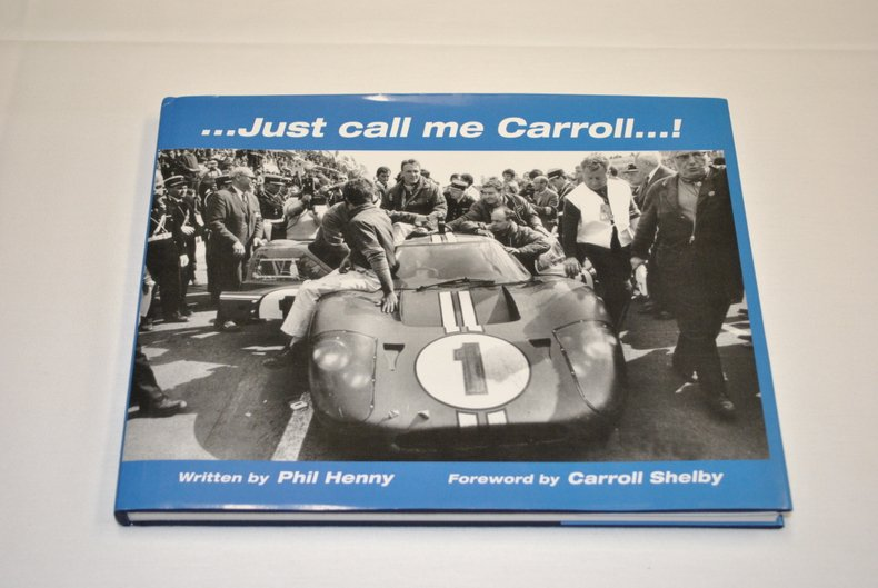 A Must Read For Carroll Shelby Fans!