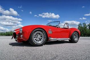 1965 Shelby Superformance Cobra