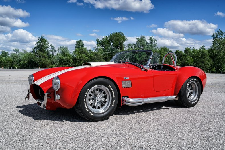 1965 Shelby Superformance Cobra