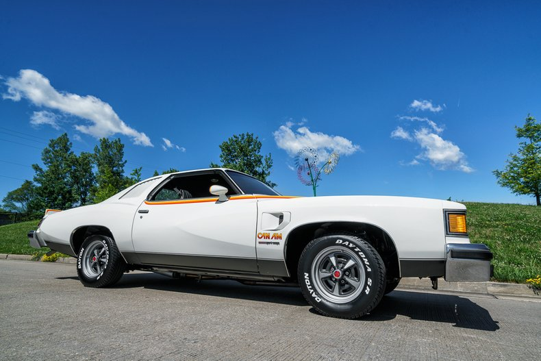 1977 Pontiac Can Am