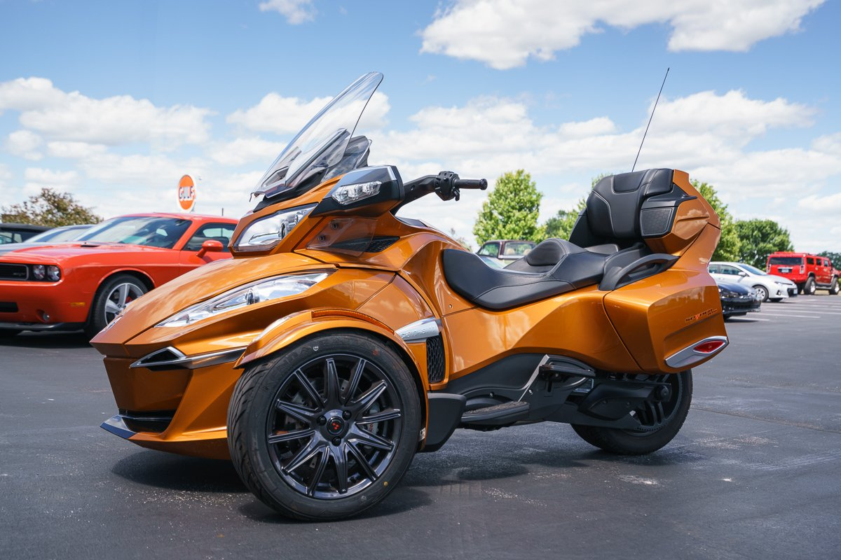 2014 can am spyder rt s
