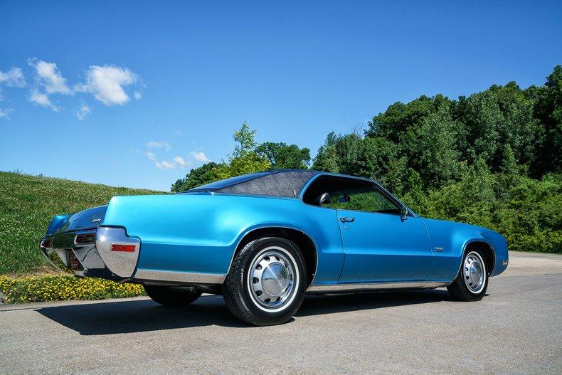 1970 Oldsmobile Toronado