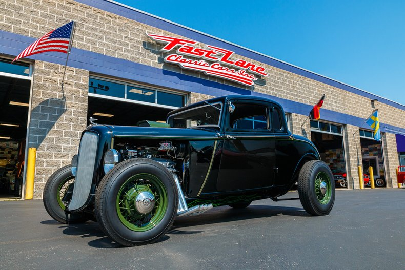 1933 Plymouth Street Rod