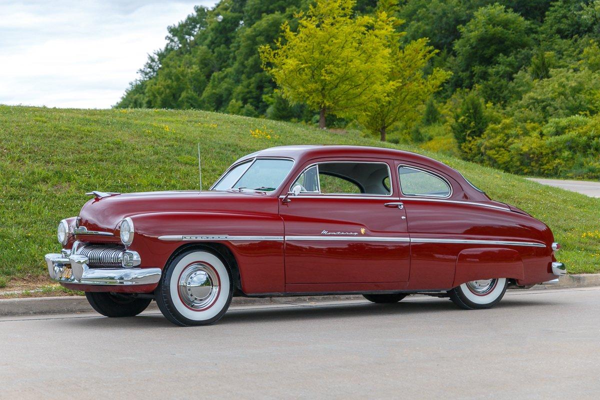 1950 Mercury Coupe Fast Lane Classic Cars