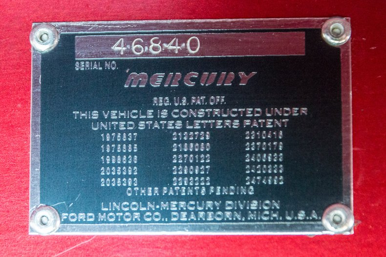 1939 Mercury Coupe