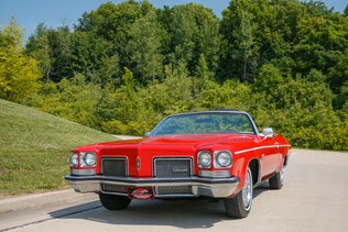 1972 Oldsmobile Royale 88