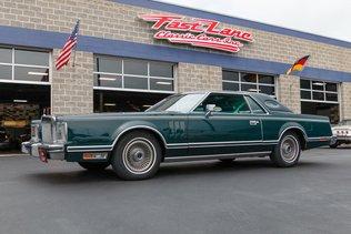 1978 Lincoln Continental