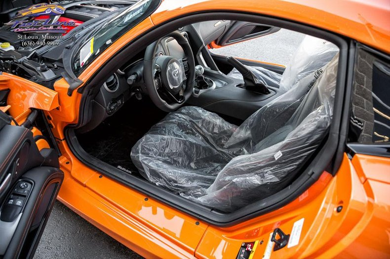 Dodge SRT Viper