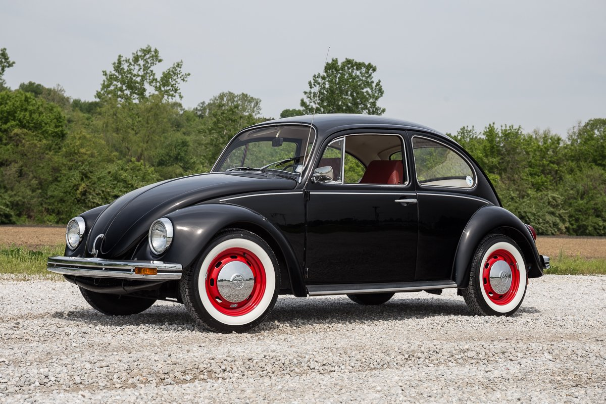 1969 Volkswagen Beetle | Fast Lane Classic Cars