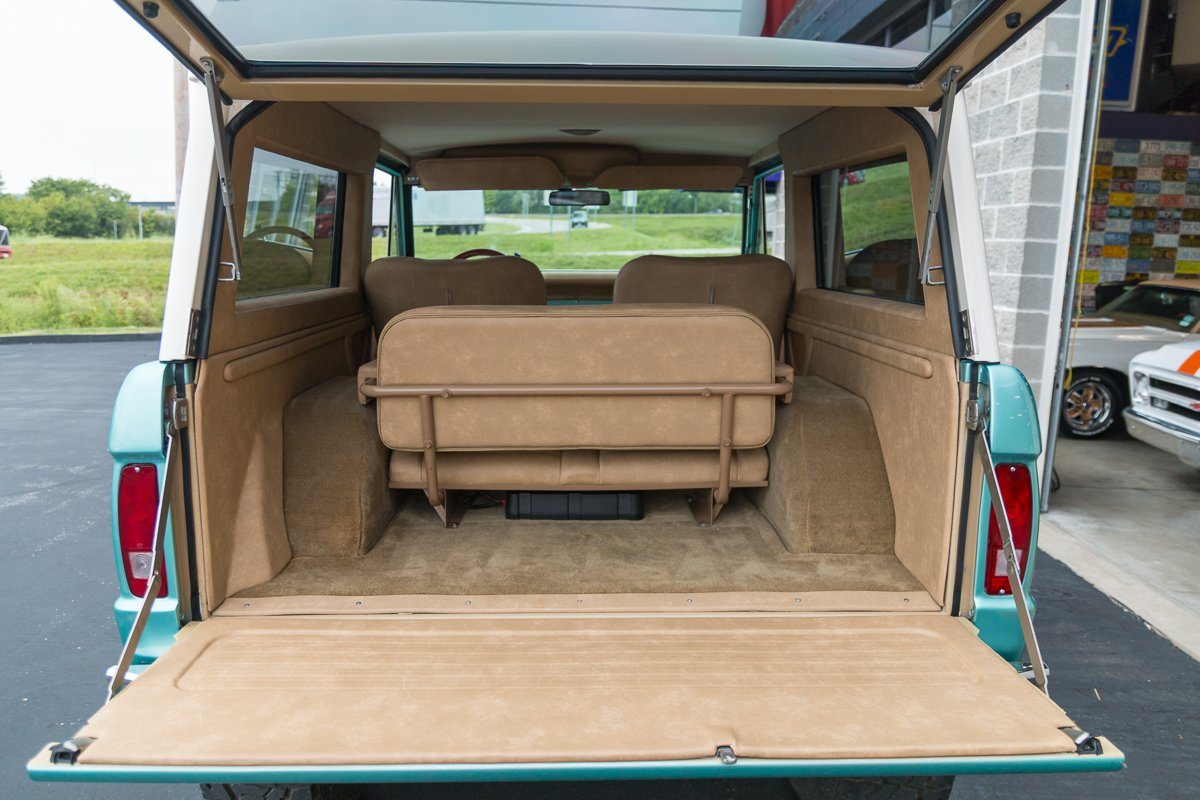 1977 Ford Bronco Fast Lane Classic Cars 1970 Interior