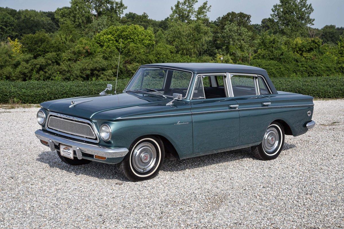 1963 american rambler 330 deluxe