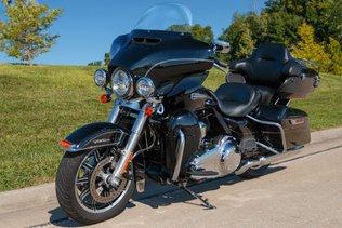 2014 Harley-Davidson Ultra Glide