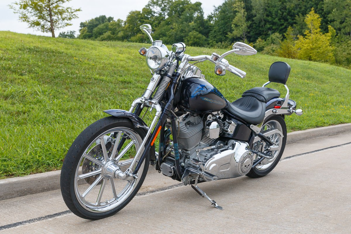 2007 harley davidson screamin eagle springer