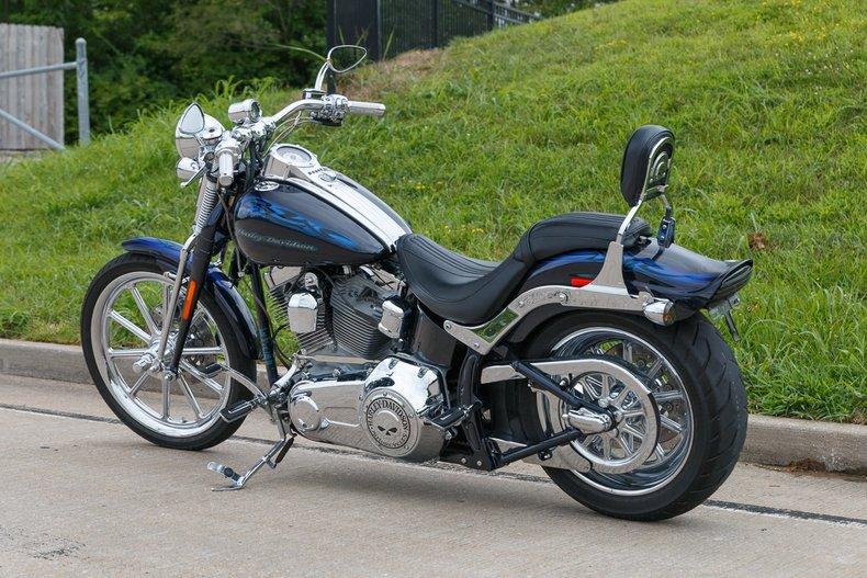 2007 Harley-Davidson Screamin Eagle