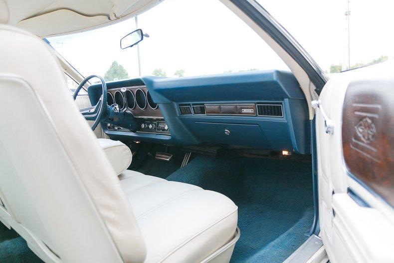 1973 Mercury Montego