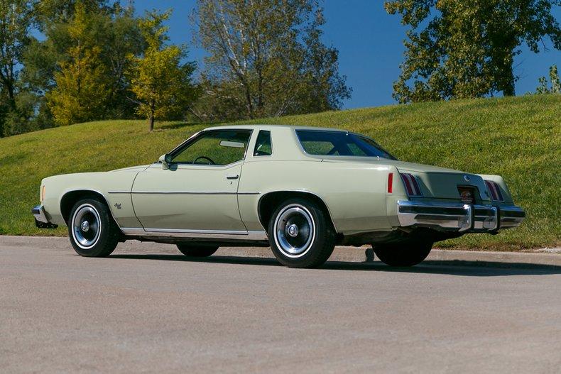 1974 Pontiac Grand Prix