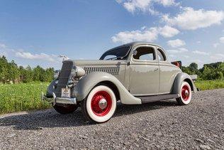1935 Ford 5 Window