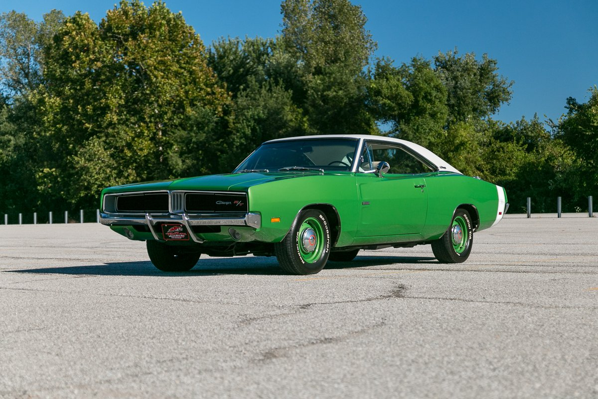 1969 dodge charger r t hemi