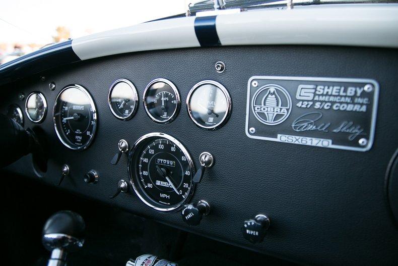 1965 Shelby Cobra CSX