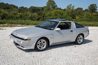 1986 Mitsubishi Starion