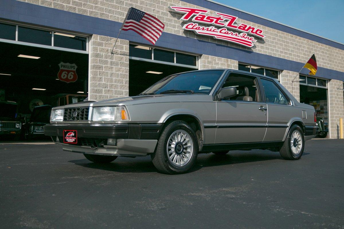 1988 volvo 780