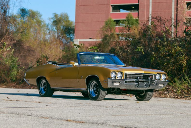 1972 Buick GS455