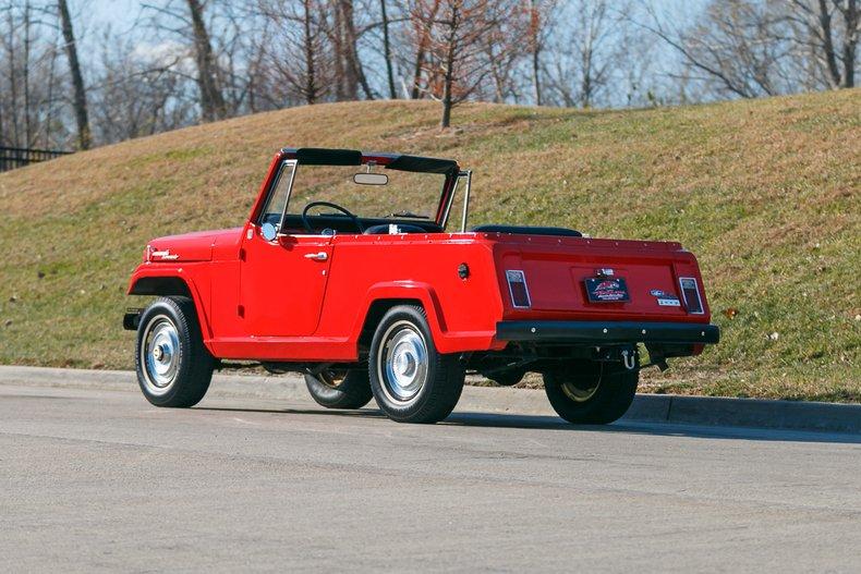 1969 Jeep Jeepster
