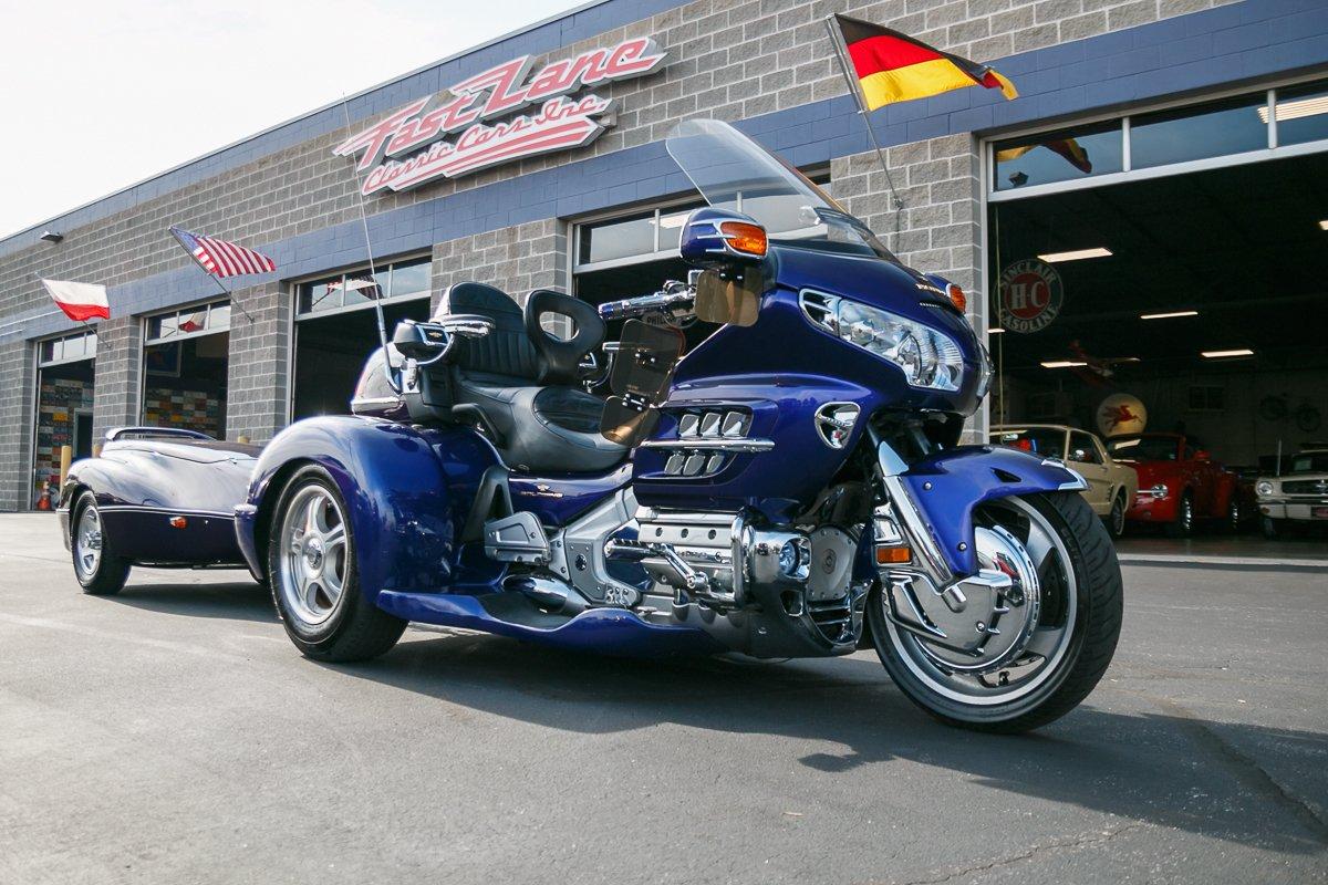 2003 Honda Goldwing Trike
