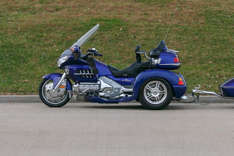 2003 Honda Goldwing Trike
