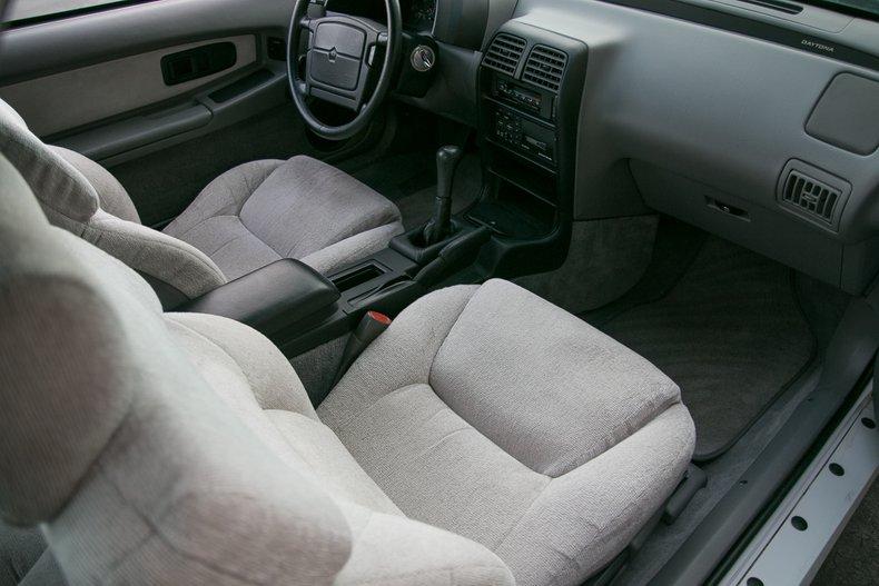 1992 Dodge Daytona