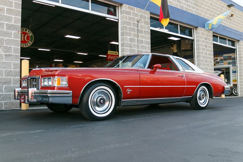 1976 Buick Riviera