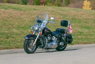 2005 Harley-Davidson Heritage