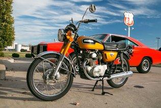 1973 Honda CB175