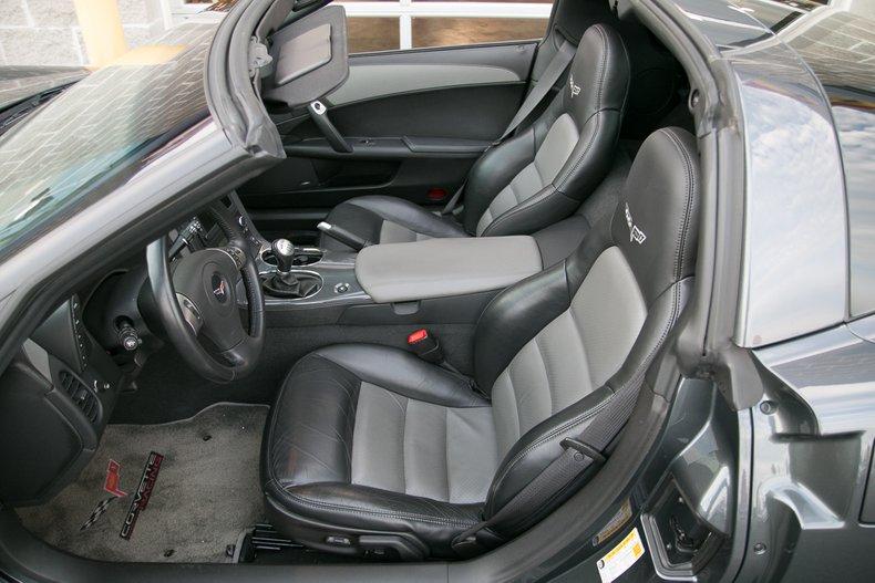 2009 Chevrolet Corvette