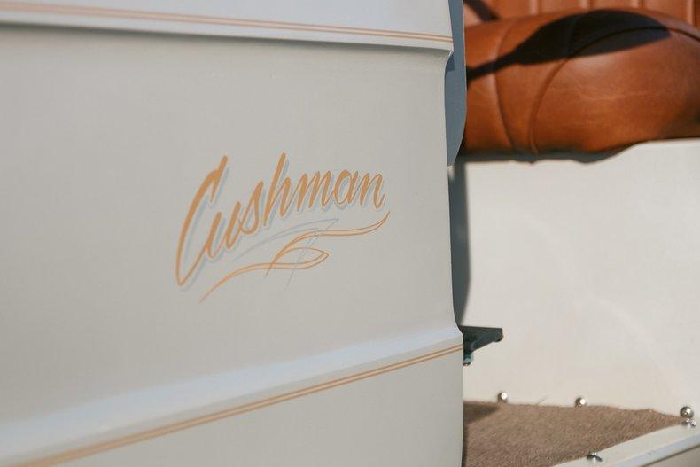 1999 Cushman Golfster