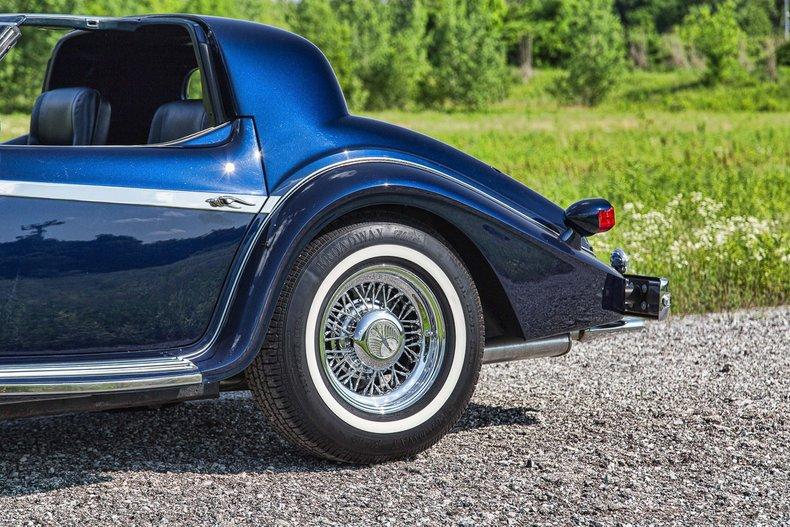 1936 Phillips Berlina 540K Replica