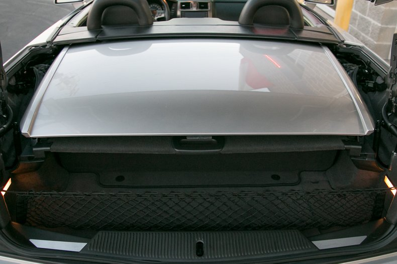 2007 Cadillac XLR