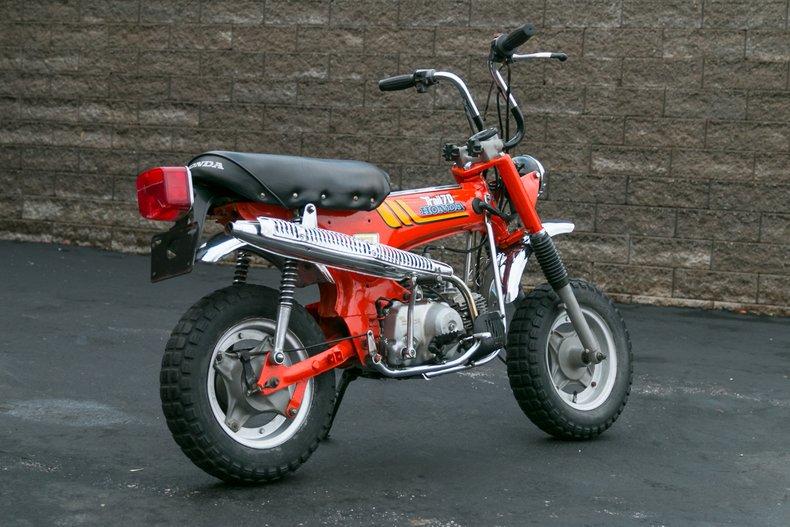 1977 Honda CT-70
