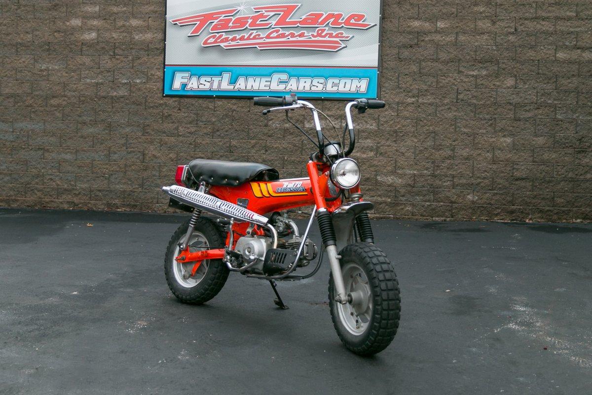 1977 honda ct 70
