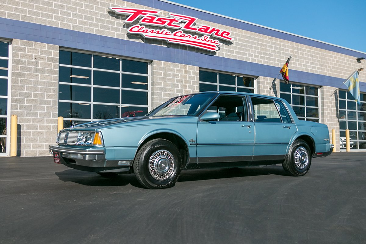 1986 oldsmobile 98