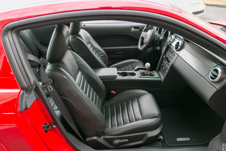 2008 Shelby GT 500KR