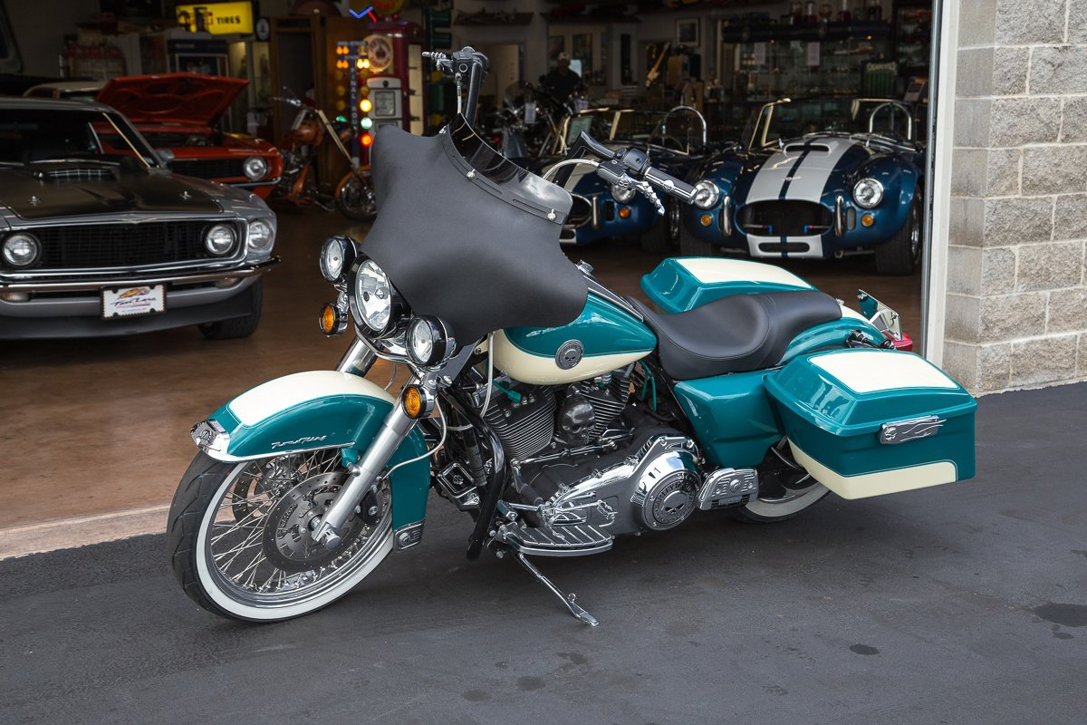 2009 Harley Davidson Road King Fast Lane Classic Cars