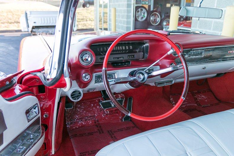 1960 Cadillac Eldorado