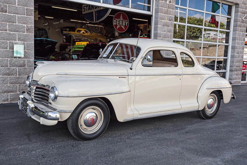 1942 Plymouth 2 Door